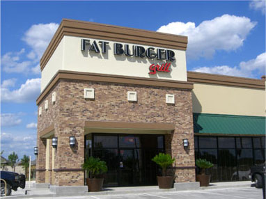 Fat Burger Grill Restaurant